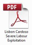 Lisbon Cardoso Severe Labour Exploitation